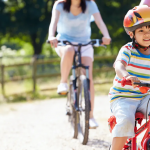 Kids' physical activity before age five matters so much because of the developing brain